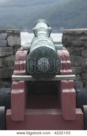 Fort Ticonderoga Canon