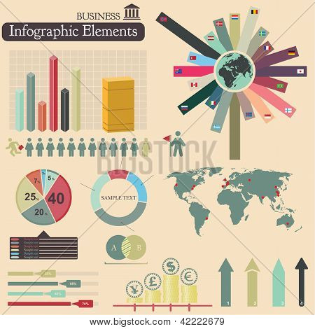 Infographics. Buisiness
