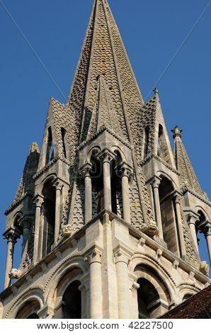 Yvelines, Bell Tower Of Vernouillet Church