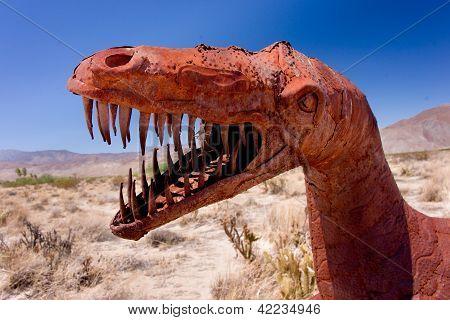 Desert Dinosaur