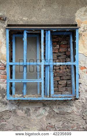 Grunge Window