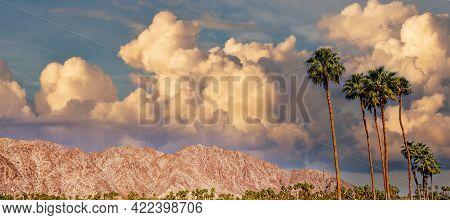 San Jacinto Mountain, Palm Springs, California, Usa
