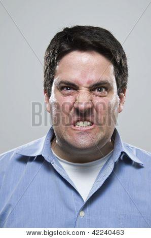 Very Angry Man