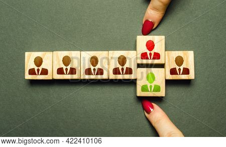 Managing Employees In A Team. Recruitment And Selection Of Personnel. Staff Reduction. Fighting For