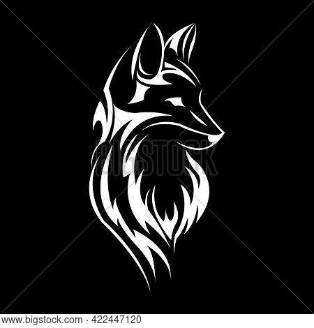 Wolves Logo, Fox, Wolf Head, Animal Vetor And Logo Design Wild Roar Dog Illustration, Abstract For G