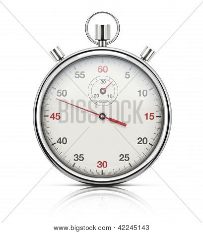 Realistic Stopwatch