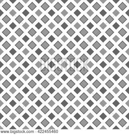 Ornament Batik Fashion Abstract Seamless Background Vector, Endless Texture Can Be Used For Wallpape