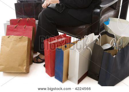 Shopping Series - Sitting