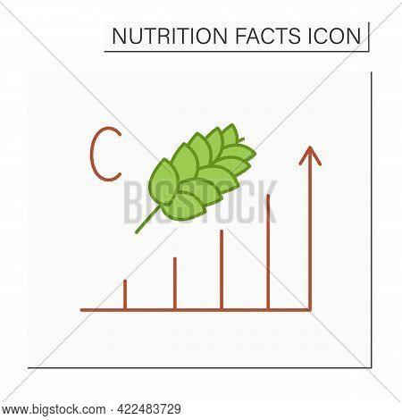 Fiber Content Color Icon. Gluten High Level. Energy Value. Nutrition Facts. Nutrition Supplements. N