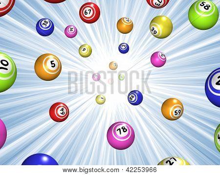 Bingo starburst