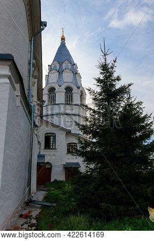 Nikitsky Monastery In Pereslavl-zalessky, Russia. Golden Ring Of Russia