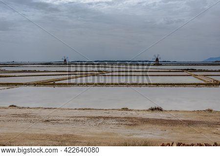 2021 05 29 Marsala Windmills In The Salt Flats 6