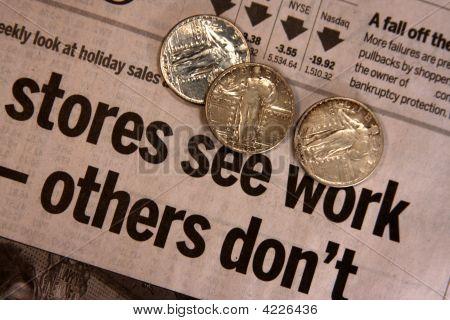 Business, Recession, Economy, Money