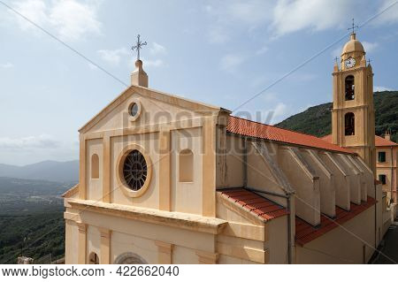 Church Of The Assumption Of The Most Holy Virgin Known As The Church Of Santa Maria Assunta Of Olmet