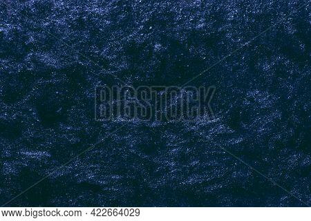 Midnight blue textured background wallpaper