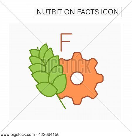Fiber Color Icon. Cellulose. Gluten Content. Nutrient Supplements. Nutrition Facts. Healthy, Balance