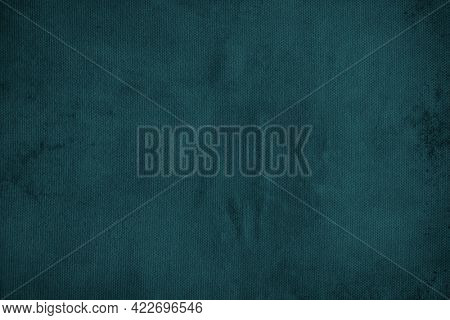 Grunge dark blue with vignette background
