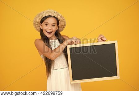 Summer Vacation. Summer Camp For Kids. Travel Concept. Advertisement Copy Space. Sleepaway Camp Is S