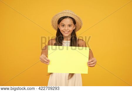 International Summer Camp. Promoting Services Or Goods. Teen Girl Summer Fashion. Little Beauty In S