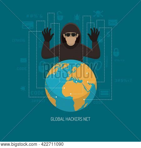 Identity Theft. Hacking The Internet. Stealing A Credit Card Through A Laptop. Network Security And