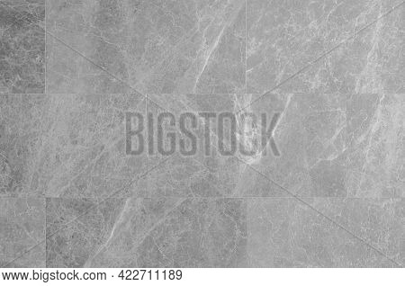 Grey Marble Stone Wall Tiles Background. Grey Marble,quartz Texture. Wall And Panel Tiles Marble Nat