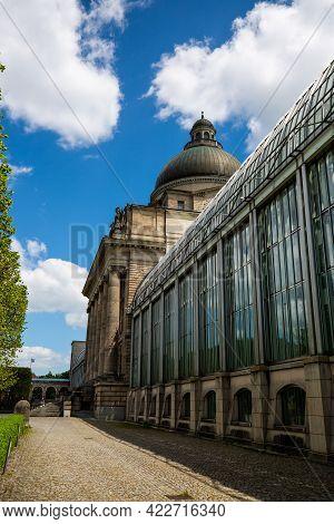 Bavarian State Chancellery In Munich, History, Bavaria
