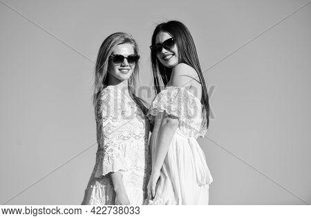 Sisterhood And Female Community. Female Friendship. Female Power. Summer Fashion. Find Woman Inner S