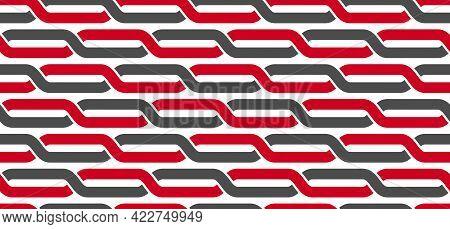 Metal Lattice Seamless Vector Background, Grid Background Mesh Lines, Geometric Lined Wallpaper Desi