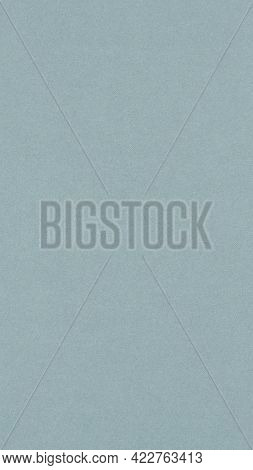 Pale Blue Colored Paper Texture. Graceful And Refined Mobile Phone Wallpaper. Light Gray Vertical Ba