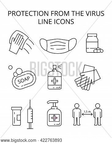 Hand Sanitizers. Means And Methods Of Protection Against Infection