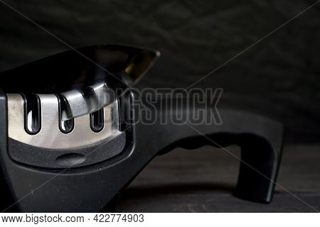 Practical Tool For Sharpening Kitchen Knives. Sharpening Knives Tools.