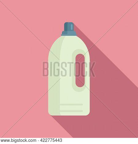 Softener Conditioner Icon. Flat Illustration Of Softener Conditioner Vector Icon For Web Design