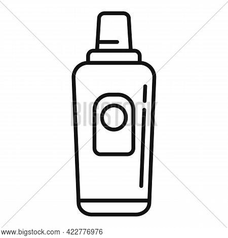 Softener Soft Icon. Outline Softener Soft Vector Icon For Web Design Isolated On White Background