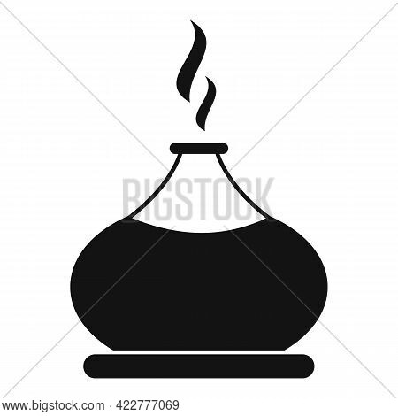 Essential Oils Icon. Simple Illustration Of Essential Oils Vector Icon For Web Design Isolated On Wh