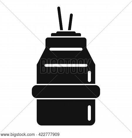 Enjoy Diffuser Icon. Simple Illustration Of Enjoy Diffuser Vector Icon For Web Design Isolated On Wh