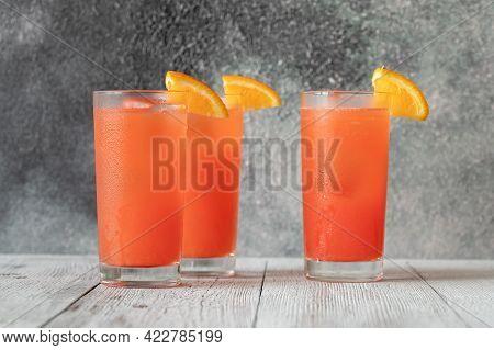 Glass Of Alabama Slammer
