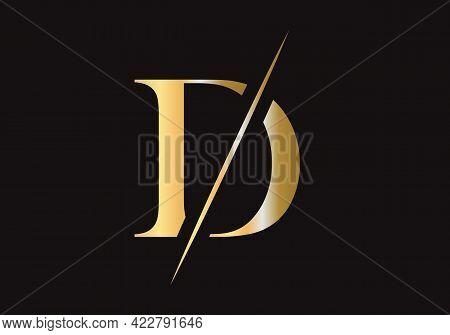 D Logo Design For Your Company. D Logo For Luxury Branding.