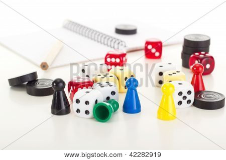 Playing A Game