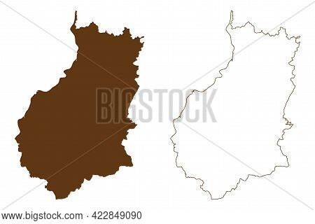 Jerichower Land District (federal Republic Of Germany, Rural District, Free State Of Saxony-anhalt)