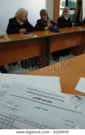 Gaza Students