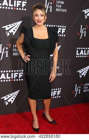 LOS ANGELES - JUN 2:  Christina Urias at the 7th and Union Premiere -  Los Angeles Latino International Film Festival at the TCL Chinese Theater IMAX on June 2, 2021 in Los Angeles, CA
