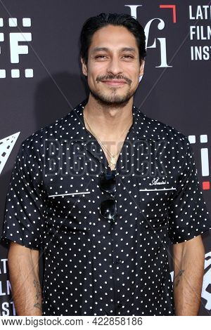 LOS ANGELES - JUN 2:  Carlos Miranda at the 7th and Union Premiere -  Los Angeles Latino International Film Festival at the TCL Chinese Theater IMAX on June 2, 2021 in Los Angeles, CA