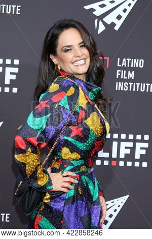LOS ANGELES - JUN 2:  Lucy Chaparro at the 7th and Union Premiere -  Los Angeles Latino International Film Festival at the TCL Chinese Theater IMAX on June 2, 2021 in Los Angeles, CA
