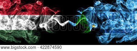 Hungary, Hungarian Vs United States Of America, America, Us, Usa, American, Juneau, Alaska Smoky Fla