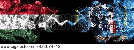 Hungary, Hungarian Vs United States Of America, America, Us, Usa, American, Milwaukee, Wisconsin Smo