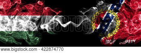 Hungary, Hungarian Vs United States Of America, America, Us, Usa, American, Montgomery, Alabama Smok
