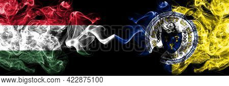 Hungary, Hungarian Vs United States Of America, America, Us, Usa, American, Trenton, New Jersey Smok