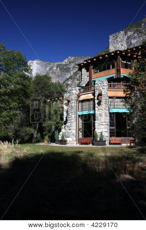 Hotel, Yosemite, National Park