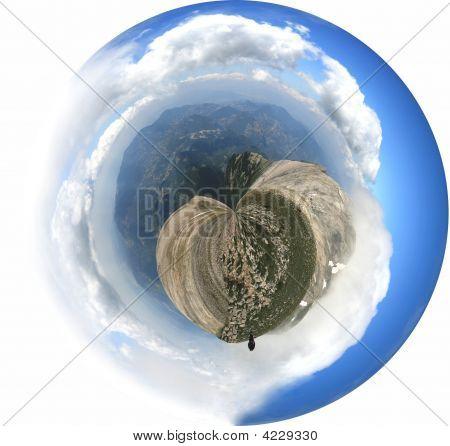 Flexified Mountain Panaroma