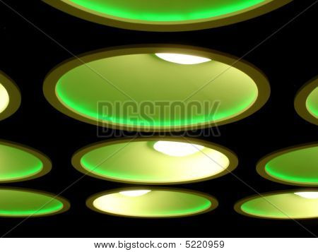 Lights Green